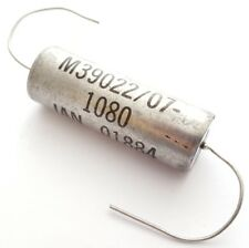 1.0uF 270Vac Hermetically Sealed Capacitor Original Sprague M39022/07-108 (1 pc)