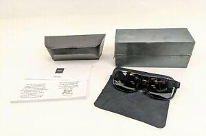 Bose Frames Tenor Rectangular Bluetooth Audio Sunglasses - Black - **READ**