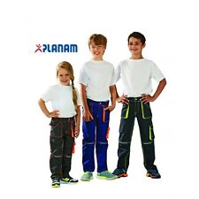 PLANAM Kinder Bundhose Arbeitshose Kinder Bekleidung viele Größen