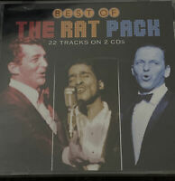 Best of the Rat Pack (CD, 2015)