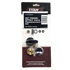 Titan Spraytech Pressure Prime Drain Valve 0295905 295-905