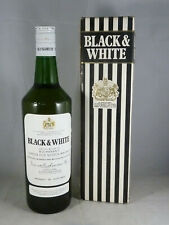 Black & White BUCHANAN'S CHOICHE OLD SCOTCH WHISKY Scotland 43%, 70er Jahre