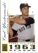 2003 Tribute Perennial All-Star Edition #8 Carl Yastrzemski Red Sox  BX T1C