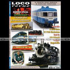 LOCO REVUE N°690 X 2800 R 20 ROCO REGNEVILLE CC 7100 LECTROTEN 150 Y GÜTZOLD