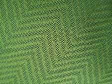 """Fabric Upholstery Cushions Shams Totes Sew Craft  Green  .. 3 Yds x 54""""w..NEW!"""