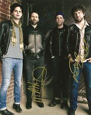 THE TREWS SIGNED 8X10 PHOTO PROOF COA AUTOGRAPHED