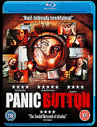 Panic Button [Blu-ray] VGC Joshua Richards, Elen Rhys, Michael Jibson, Ja