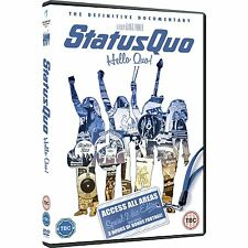 STATUS QUO Hello Quo Access All Areas Edition 2DVD NEW .cp