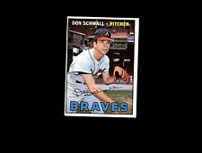 1967 Topps 267 Don Schwall EX #D526809