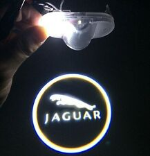 2XLED Laser Projector Logo Shadow Courtesy Door Light Jaguar XJL XKR XJ F-TYPE