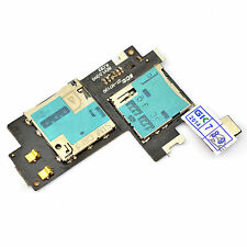 MODULO LETTORE SLOT SIM MEMORY CARD SAMSUNG GALAXY NOTE 2 N7100 FLEX