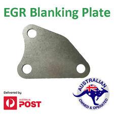 Nissan EGR Blanking Plate Patrol GU ZD30 CRD Y61 Stainless Diesel