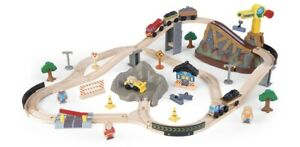 KidKraft Bucket Top Construction Train Set NEW