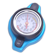 Car Moto 1.3 Bar Thermo Thermostatic Radiator Cap Cover Water Temp Gauge Meter