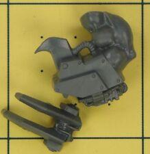 Warhammer 40K Space Orks Nobz Power Klaw (B)
