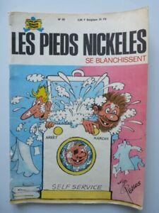 Les Pieds Nickelés N°65 1971 BD PELLOS (11747)