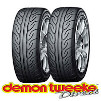 2 x 205/45/16 83W (2054516) Yokohama AD08R (AD08-R) Tyres - Track Day/Race/Road