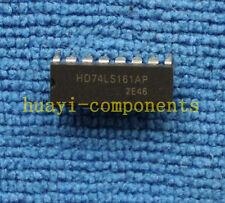 5pcs HD74LS161AP 74LS161 DIP-16 4-BIT COUNTERS NEW