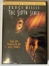 The Sixth Sense [New Dvd] Ac-3/Dolby Digital, Widescreen Sealed