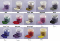 WHISPERS Embossing Powder Powders 1 oz Jar CHOOSE COLOR
