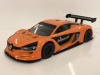 Renault R.S.01 Orange Course Auto 1:43 Scale Norev 430301