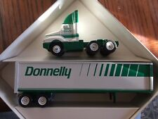 Winross Diecast Metal 1/64 Tractor Trailer Donnelly-Cargo-1993