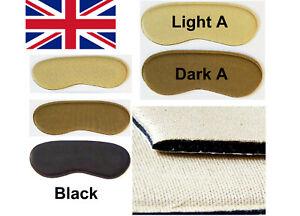 Back Heel Liner Blister Foot Protection Foam Fabric Pads Shoe Rubber UK