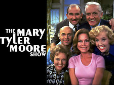 The Mary Tyler Moore Cast Refrigerator / Tool Box Magnet