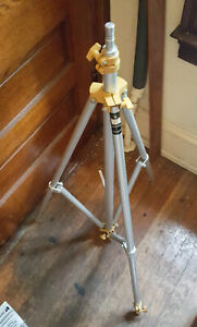 Lowel Photo Studio Light Stand GS Grand Stand 10.5' with Lazy Leg