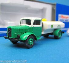 Roco H0 1588 MERCEDES L 4500 BP Heizöl-Tankwagen Oldtimer LKW HO 1:87 MB