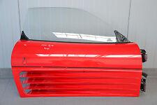 Ferrari 348 TB puerta con parrilla opaco derecha door frame grille right 62098400