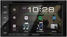 """DDX276BT Kenwood 6.2"""" DVD Receiver with Bluetooth 