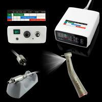 NSK Type Dental Electric Motor Internal Spray W/1:5  Contra Angle Handpiece US