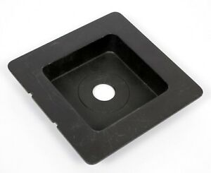 Cambo 4X5 8X10 recessed lensboard #00 hole
