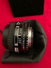 Nikon AF Nikkor 24 mm 1:2.8 lens