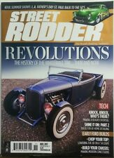 Street Rodder Nov 2017 Revolutions History of Whitewall Tire FREE SHIPPING sb