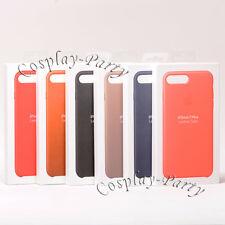Genuine Original Apple Leather Snap Cover Case For iPhone 7 Plus / iPhone 8 Plus