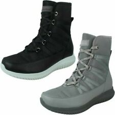 Damen Skechers Stiefel 44345 Ultra Flex Kalt Out