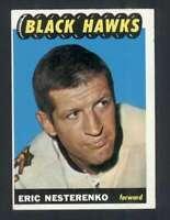 1965-66 Topps #119 Eric Nesterenko EXMT+ Blackhawks 108093