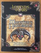 Dungeons & Dragons Legends & Lairs Monsters Handbook D20 System Sourcebook WOTC