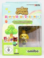 ANIMAL CROSSING HAPPY HOME DESIGNER + AMIIBO - NINTENDO 3DS - PAL ESPAÑA - NUEVO