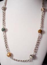 Agate Silver Necklace/Choker Victorian Fine Jewellery