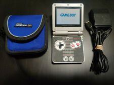 Nintendo Game Boy Advance SP 001 (Classic NES Limited Edition) Handheld System