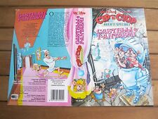 CIP & CIOP AGENTI SPECIALI Castelli e Fantasmi (1990) DISNEY COVER NO VHS