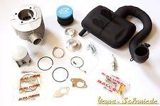 VESPA Tuning-Kit PX 200 - Stufe 1 - MALOSSI MHR 210 cm³ SIP Road Auspuff Polini