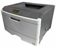 Lexmark Laserdrucker E460DN Drucker Netzwerk Duplex s/w USB LAN