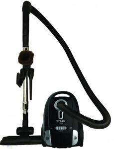 NEW | TITAN T1400 CANISTER 1400 WATT VACUUM | COMPACT | LIGHTWEIGHT | QUIET