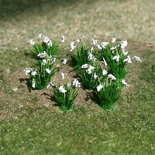 Free Shipping MP SCENERY 100 Snowdrops HO Scale Model Railroad Layout