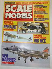 Scale Models Magazine Grumman F1F1 Vacform July 1982 040915R