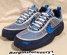 New Nike Air Zoom Spiridon '16 / Stash - Size 11 - Harbor Blue - AH7973-400